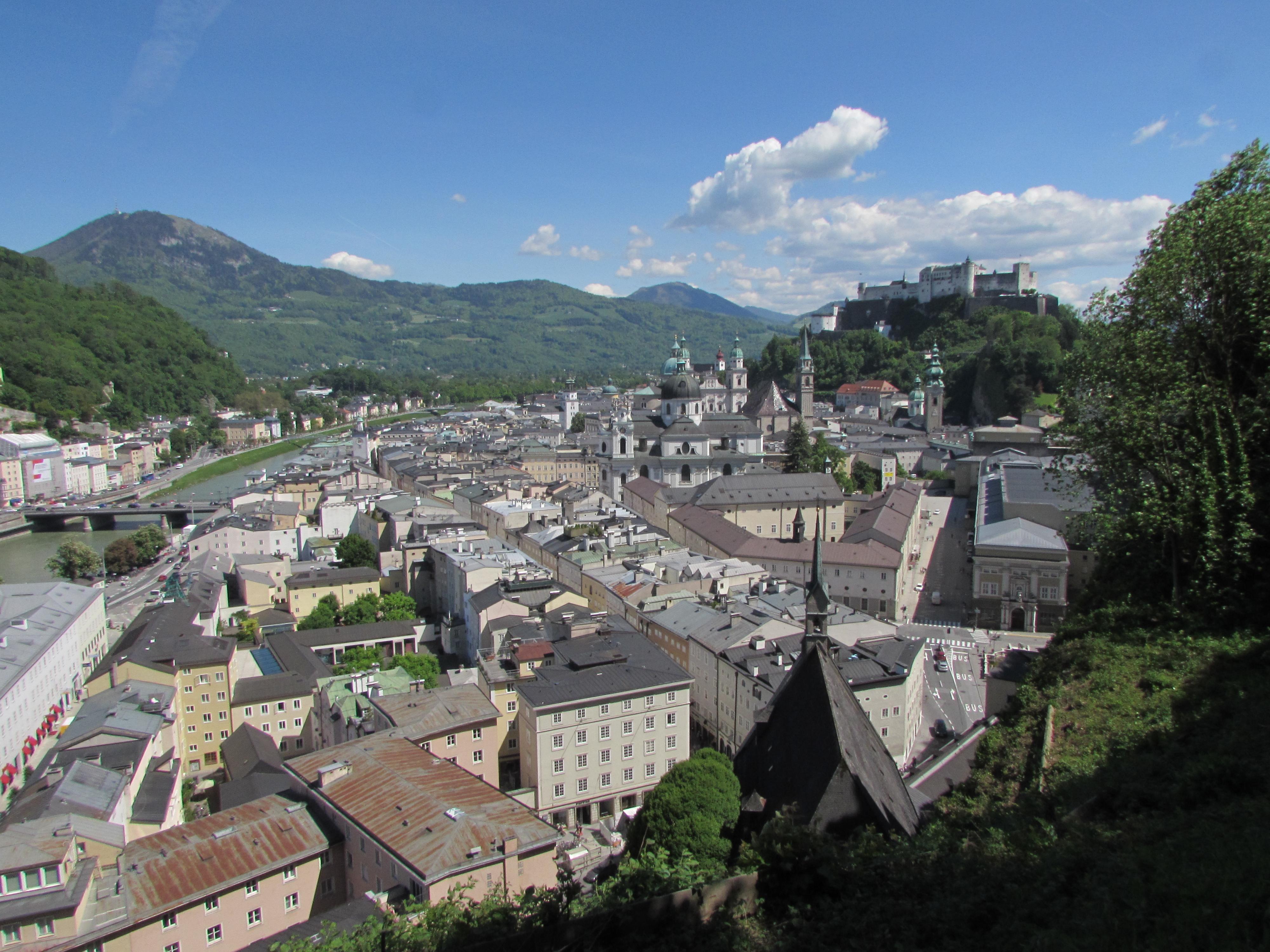 ABGESAGT - Josefiwanderung in Salzburg