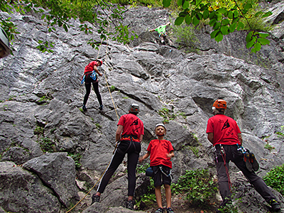 Klettergarten Ruhpolding