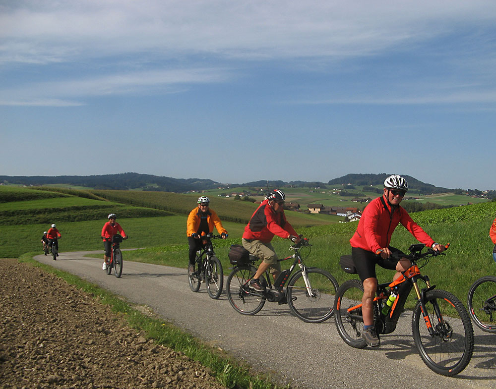Radtour am Hoamatlandweg - 19. September 2020