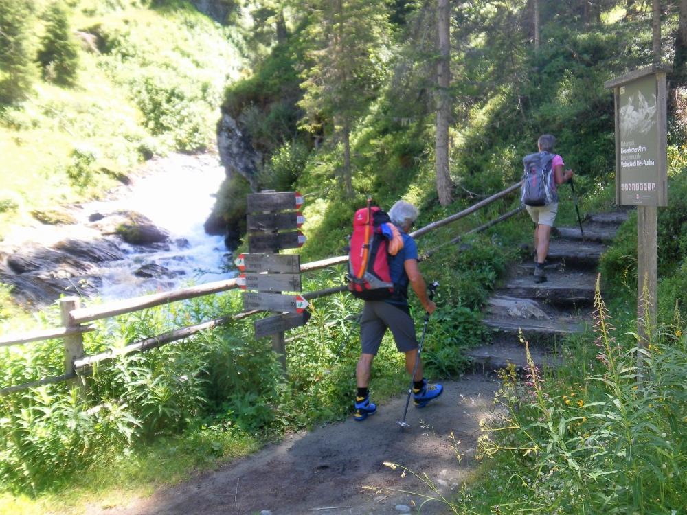 Bergtouren rund um die Lenkjöchlhütte in der Venedigergruppe