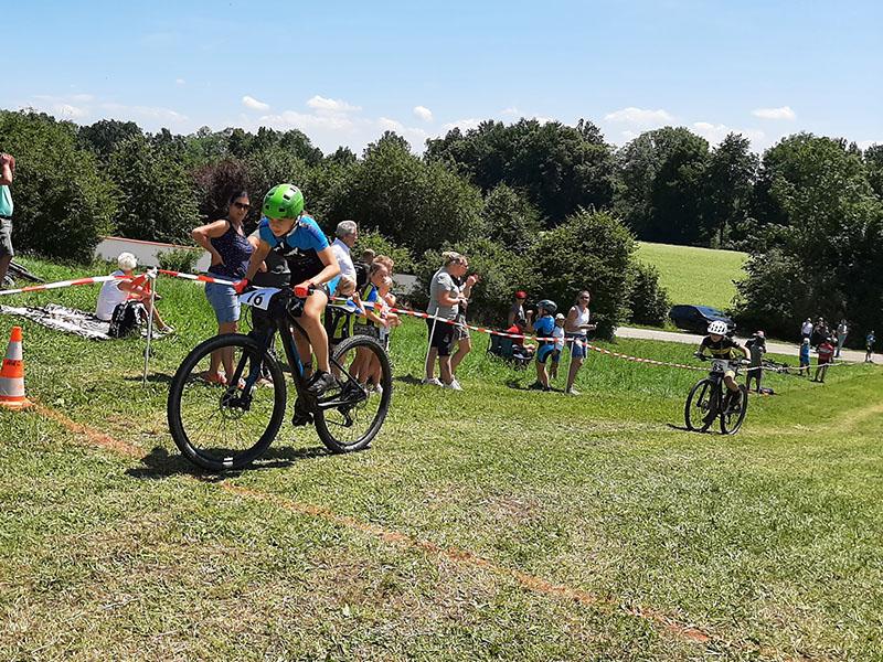 Tolle Erfolge für Mountainbike-Nachwuchs der Naturfreunde Hochburg-Ach