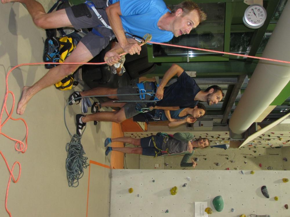 Kletterschein Indoor-Juli August 2021