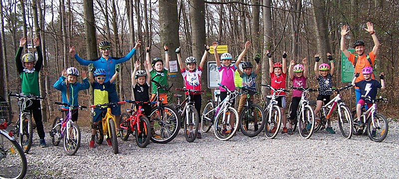 MTB-Kids-Training