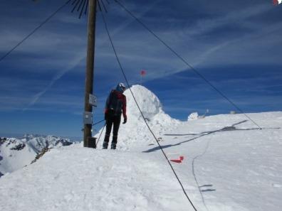 Schitour auf den Preber 2740 m Tamsweg im Lungau