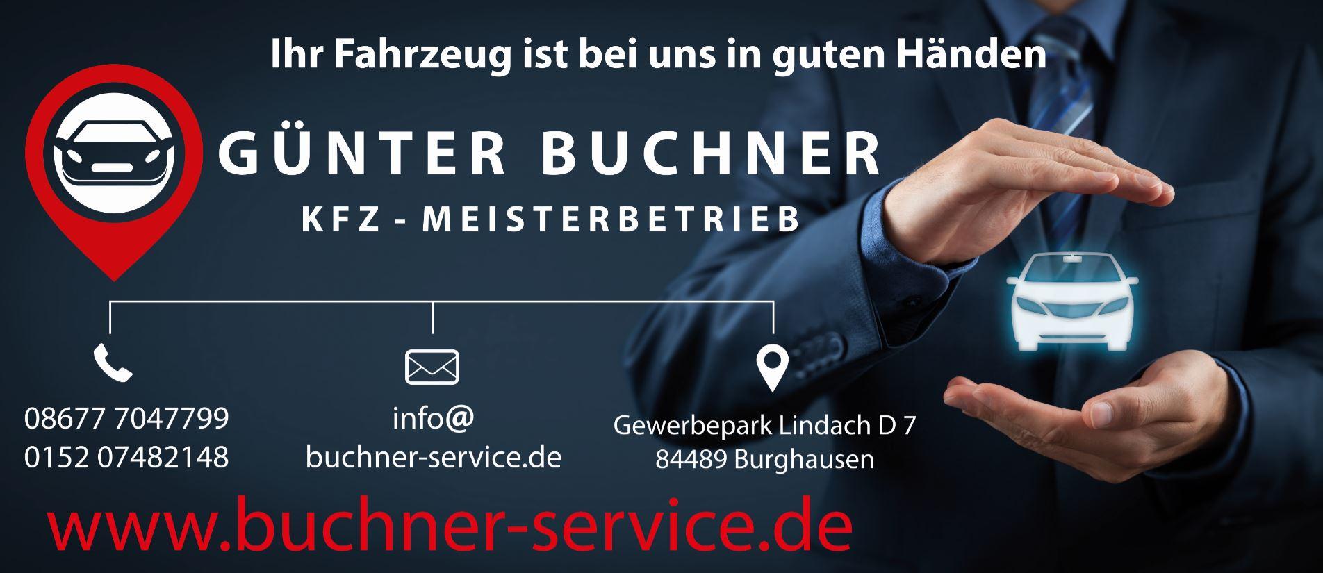 Günter Buchner - Kfz-Meisterbetrieb
