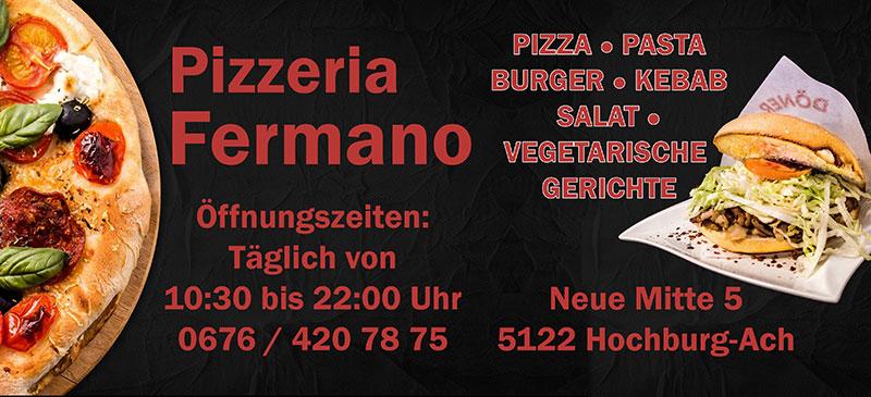 Pizzeria Fermano