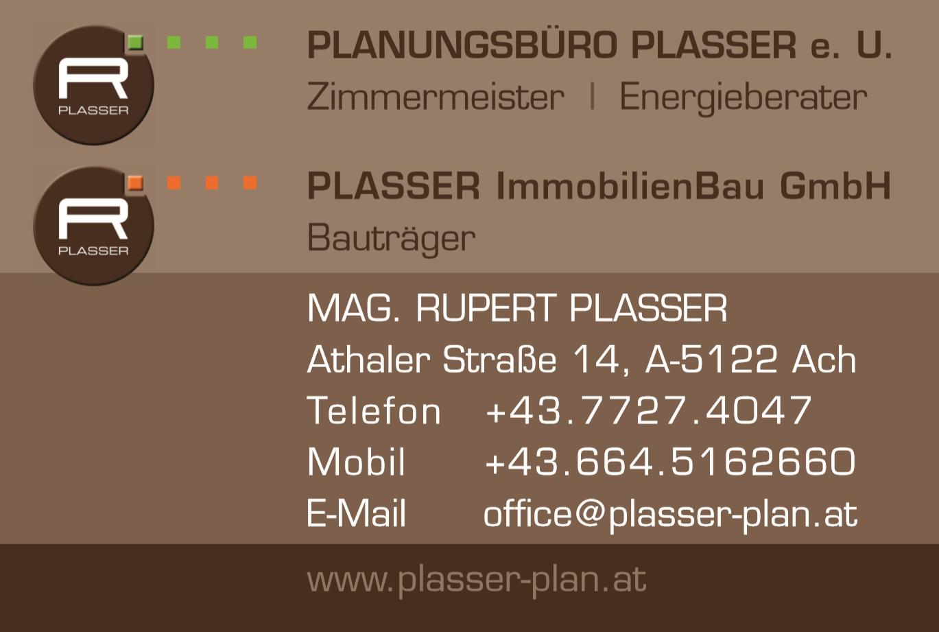 Planungsbüro Plasser