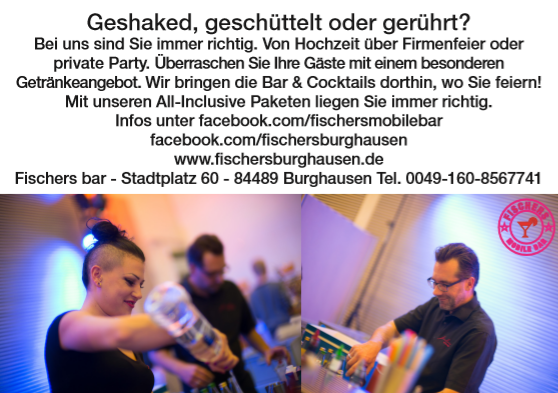 fischers bar | lounge