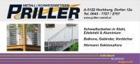 Priller GmbH Metall / Schweissbetrieb